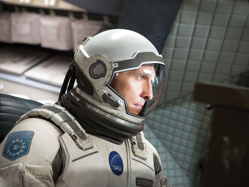 Movie Guide Me Interstellar Matthew McConaughey