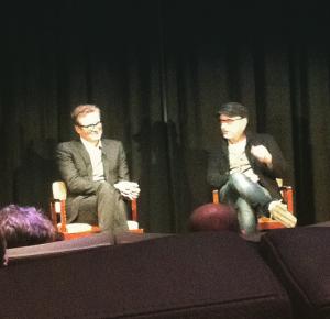 Kingsman: le Q&A avec Colin Firth & Matthew Vaughn