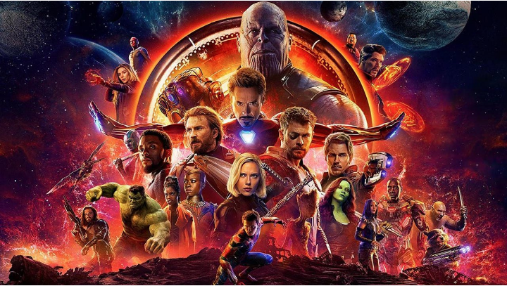 Avengers : Infinity War de Joe et Anthony Russo