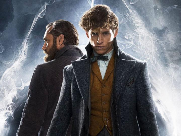 Les Animaux Fantastiques : Les Crimes de Grindelwald de David Yates