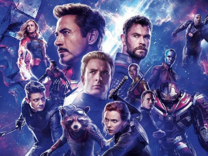 Avengers : Endgame de Joe et Anthony Russo