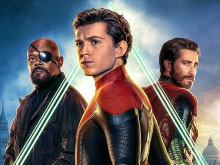 Spider-man : Far From Home de Jon Watts