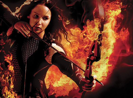 The Hunger Games : Catching Fire from Francis Lawrence