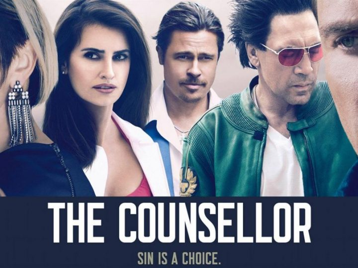 The Counsellor from Ridley Scott