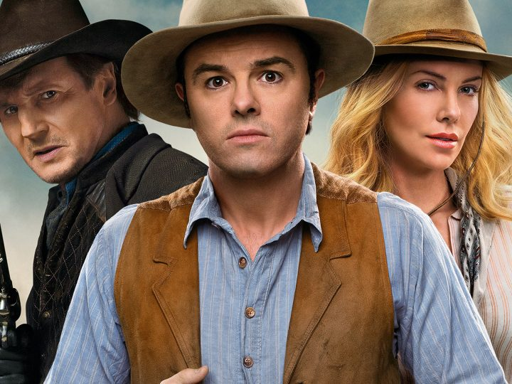 A Million Ways To Die in The West directed by Seth MacFarlane