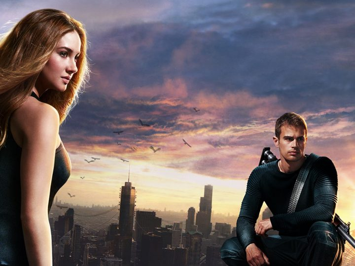 Divergent directed by Neil Burger