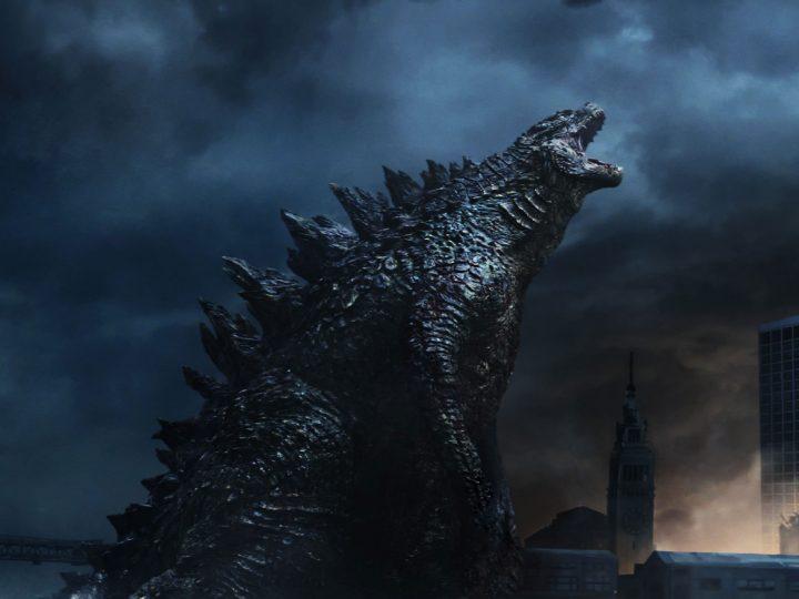 Godzilla directed by Gareth Edwards