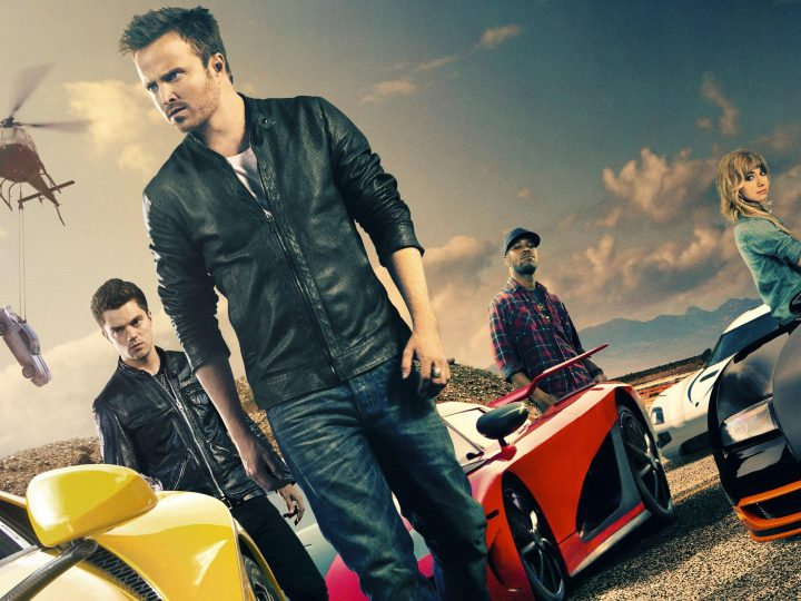 Need for Speed directed by Scott Waugh