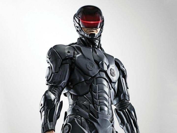 Robocop directed by José Padilha