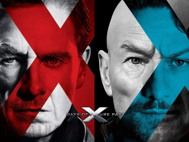 X-Men : Days of Future Past directed by Bryan Singer
