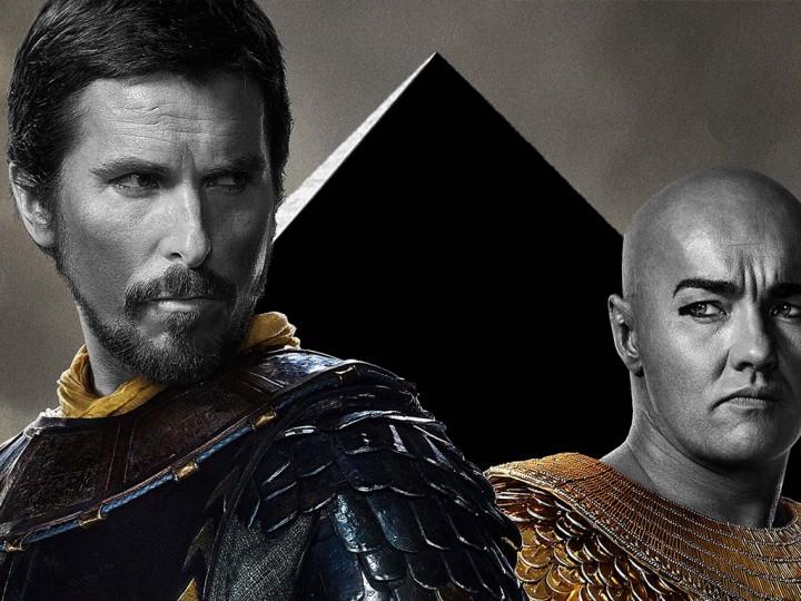 Exodus: Gods & Kings directed by Ridley Scott