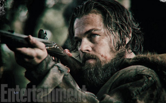 "First teaser trailer for ""The Revenant"" with Dicaprio"