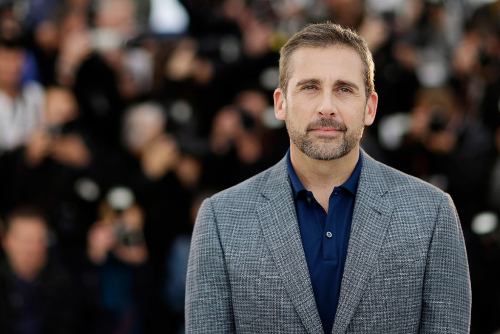 Movie Guide Me Steve Carell Foxcather Photocall