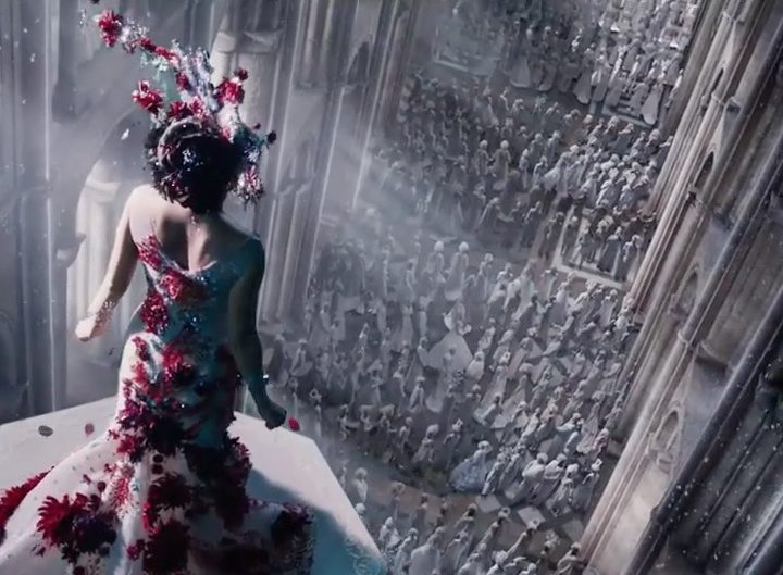 Jupiter Ascending from the Wachowskis