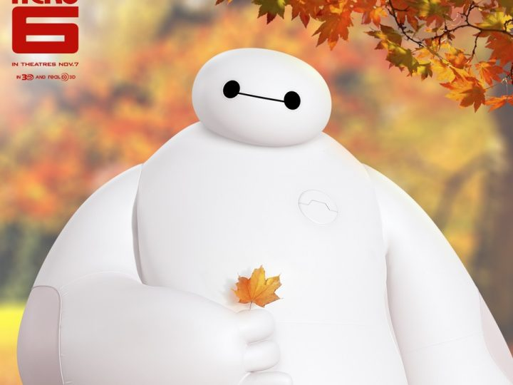 Big Hero 6 from Don Hall & Chris Williams
