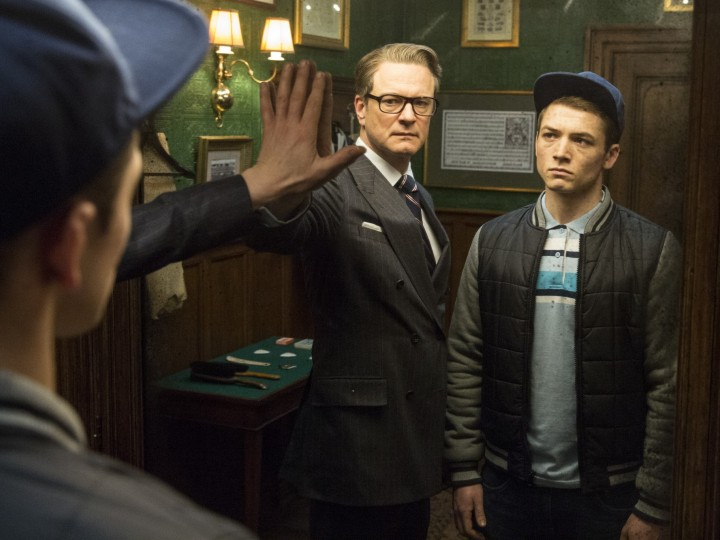 Kingsman: The Secret Service from Matthew Vaughn
