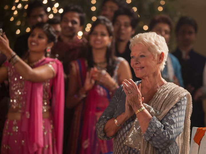 The Second Best Exotic Marigold Hotel from John Madden