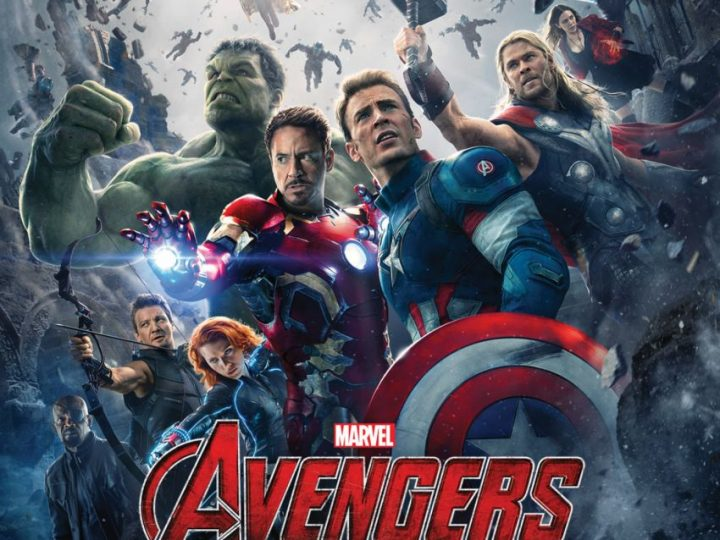 Avengers: Age of Ultron from Joss Whedon