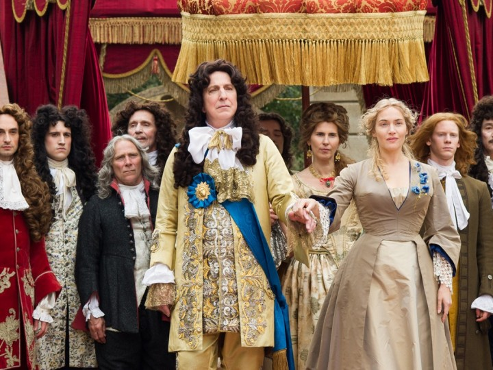 A Little Chaos from Alan Rickman