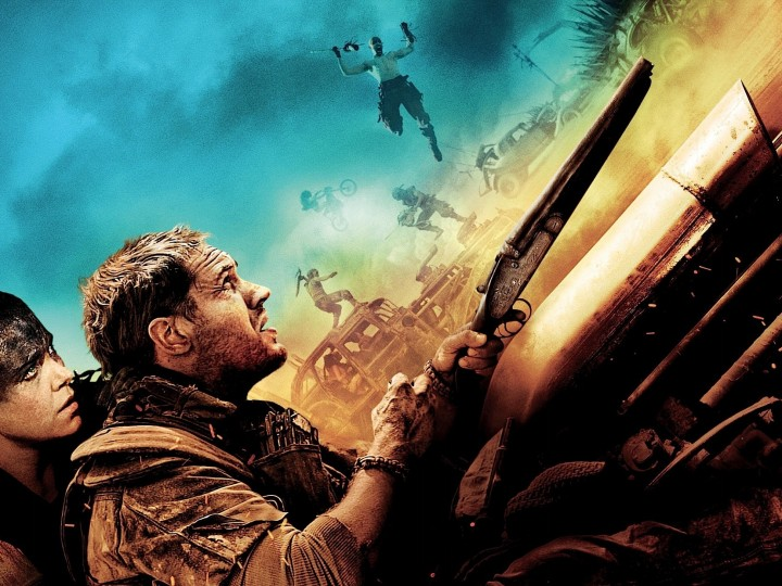 Mad Max: Fury Road from George Miller