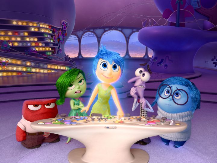 Inside Out from Pete Docter