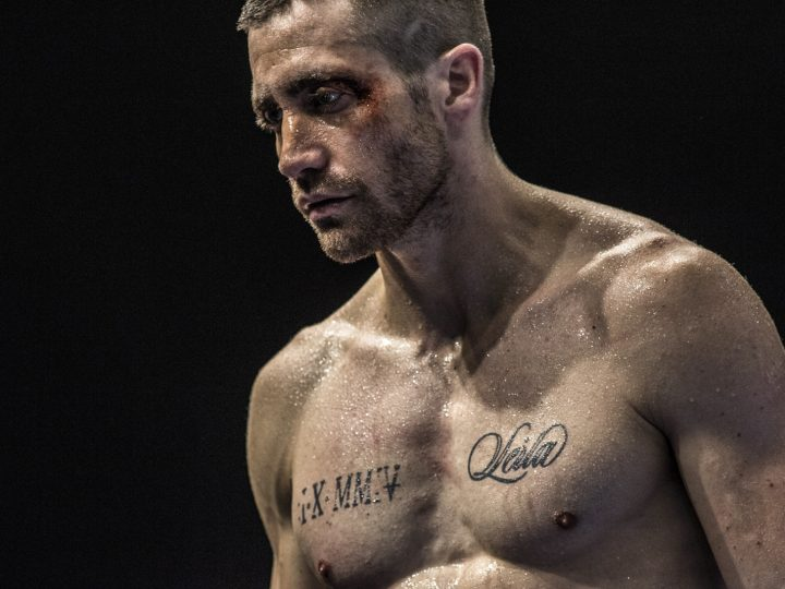 Southpaw from Antoine Fuqua