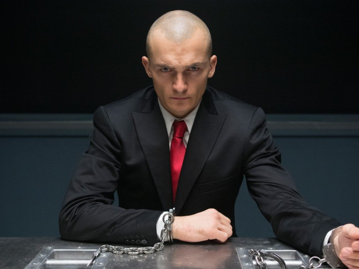 Hitman – Agent 47 from Aleksander Bach