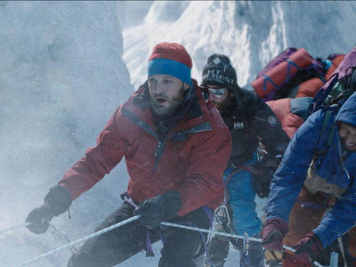 Everest : the debrief