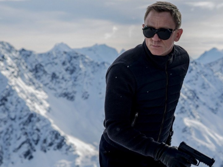 Spectre from Sam Mendes