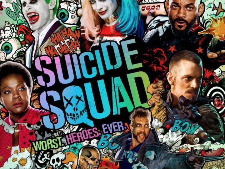 How to enjoy Suicide Squad from David Ayer