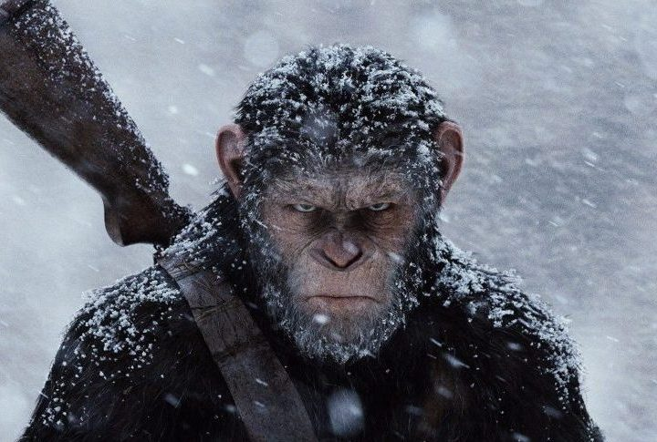 War for the planet of the Apes from Matt Reeves