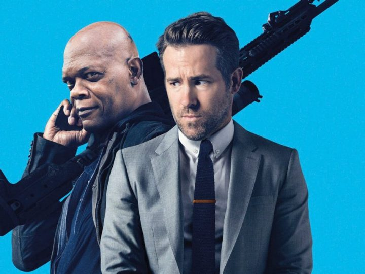 The Hitman's Bodyguard from Patrick Hugues