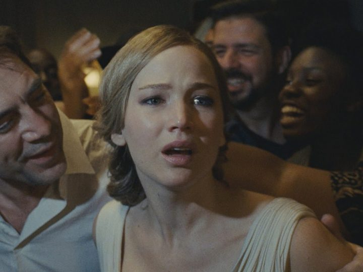 Mother! from Darren Aronofsky: God it's bad!