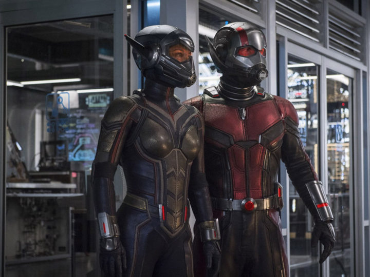 Ant-man and the Wasp from Peyton Reed