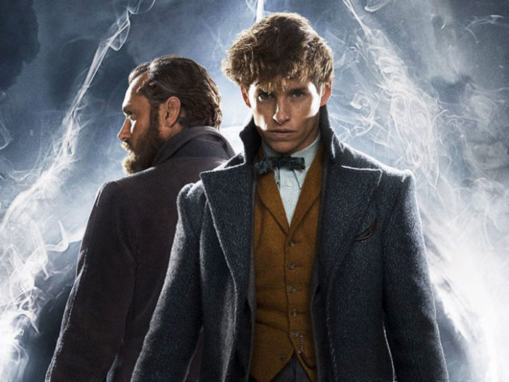 Fantastic Beasts: The Crimes of Grindelwald from David Yates