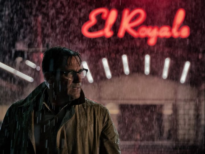 Bad Time at the El Royale from Drew Goddard