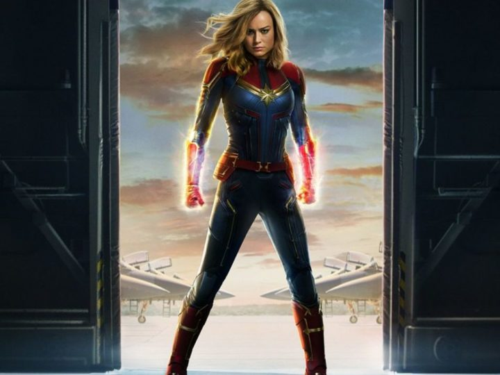 Captain Marvel from Anna Boden and Rick Fleck